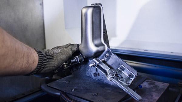 servicio de soldadura laser y corte en 3D