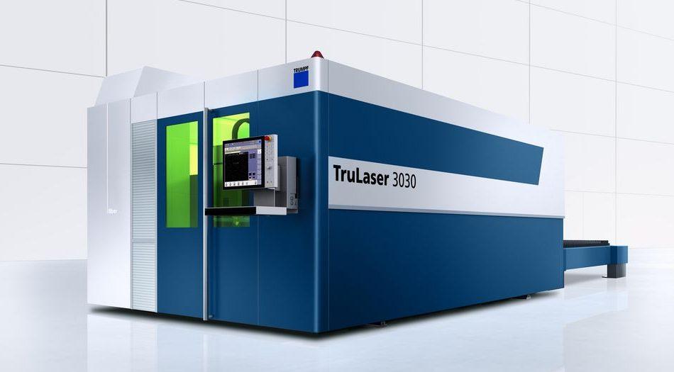 Lasertek - Maquina de corte laser Trulaser 3030 Trumpf