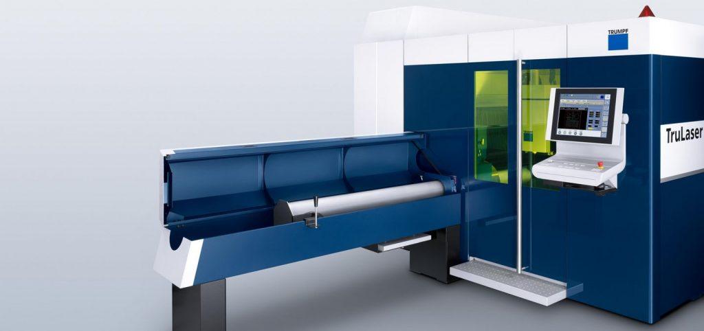 Corte laser TruLaser-3030-fiber-Trumpf en Lasertek