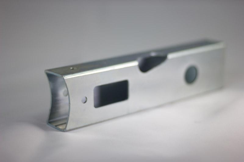 Pieza Corte de tubo por laser ADIGE Lasertek