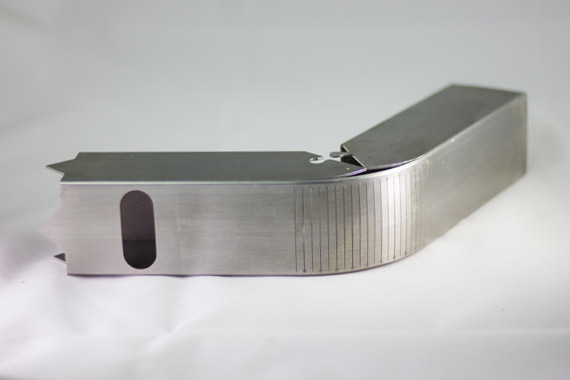 Pieza Corte de tubo por laser ADIGE Lasertek 2