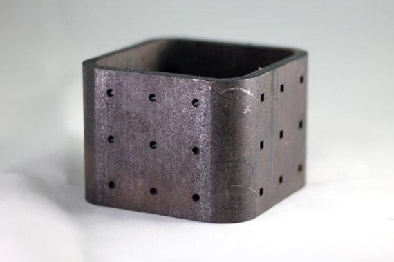 Pieza Corte de tubo por laser ADIGE Lasertek 3