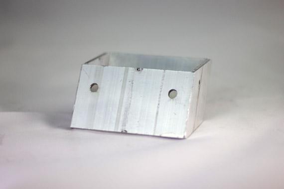 Pieza Corte de tubo por laser ADIGE Lasertek 7