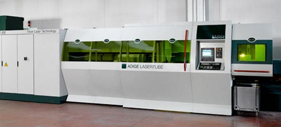 Maquina de corte laser ADIGE Lasertek