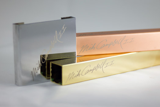 Grabado laser de metales Lasertek 6