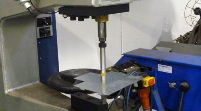 Operaciones posteriores al corte del metal Lasertek