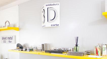 Soldadura y Corte de tubo 3D Lasertek