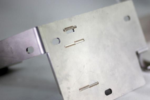 Pieza metalica soldadura y corte de tubo 3D Lasertek 1