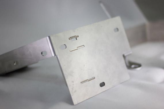 Pieza metalica soldadura y corte de tubo 3D Lasertek 2