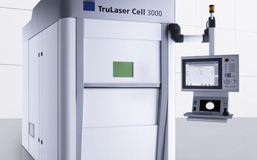 Maquina soldadura laser Trumpf Truelaser cell 3000