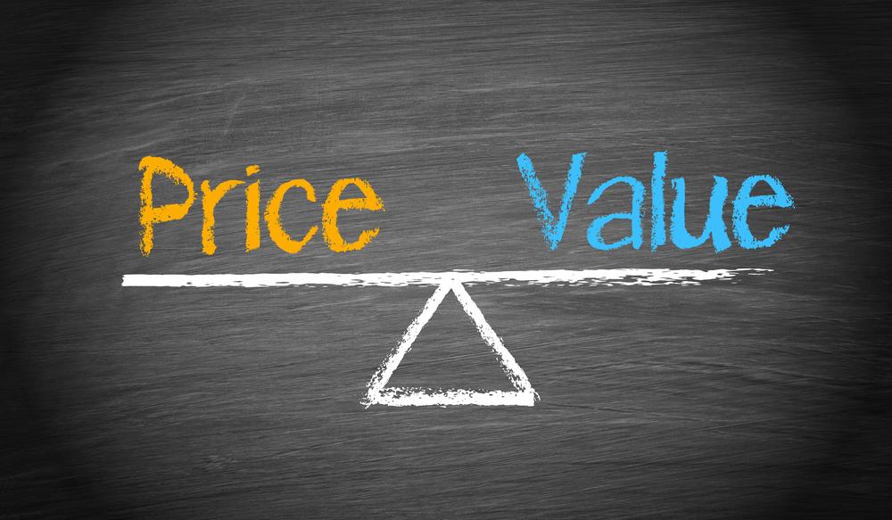 equilibrio precio valor