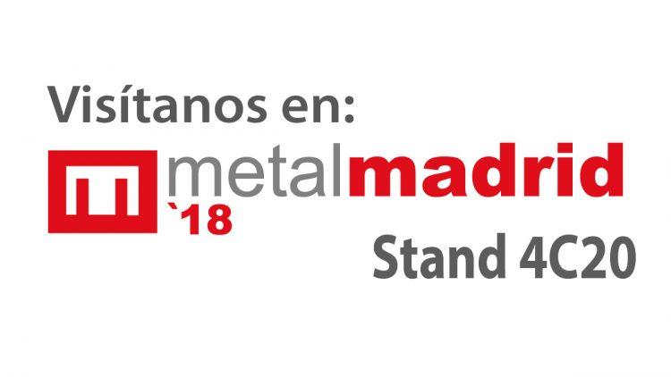 Lasertek en Metalmadrid 2018