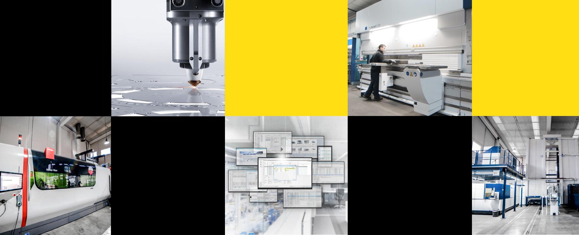 Lasertek capacidad de producción
