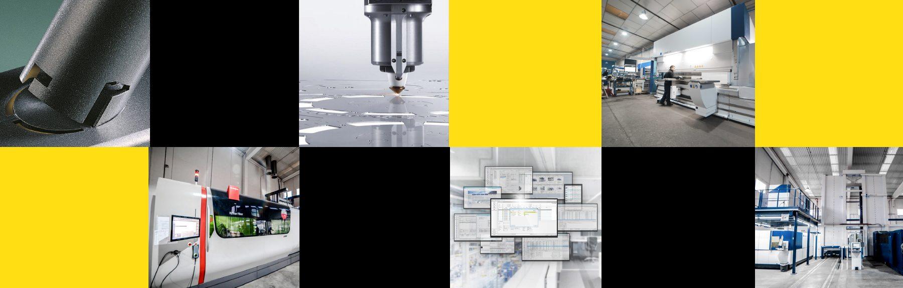 Capacidad de produccion Lasertek