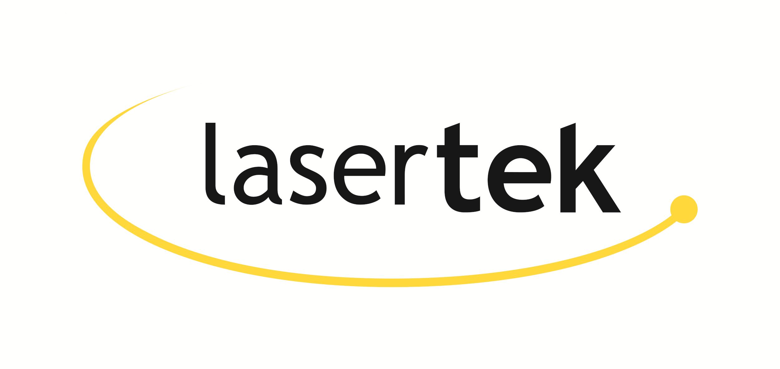 Logo Lasertek 2019