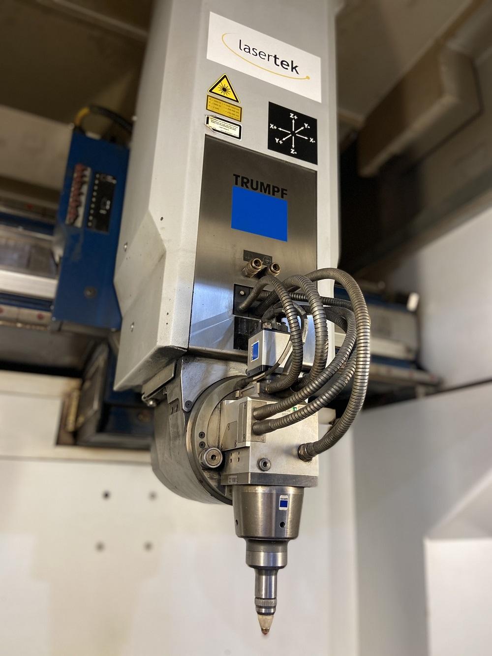 corte laser 3D lasertek 032021
